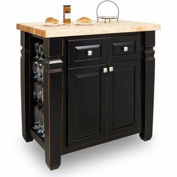 Jeffrey Alexander Loft Kitchen Island