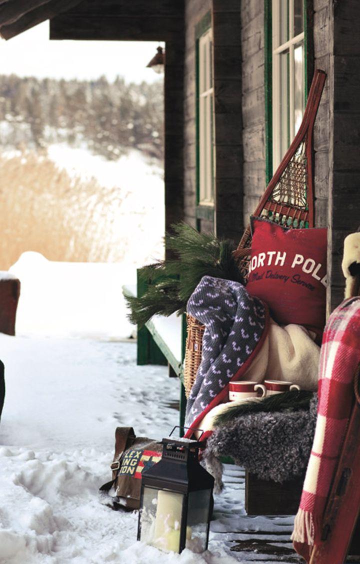 Winter Wonderland! http://www.lexingtoncompany.com/