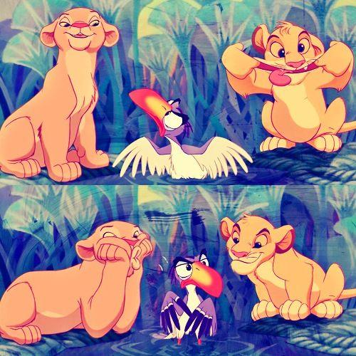 The Lion King. Le meilleur film jamais creé sur cette terre ! Pour enfance biensur.