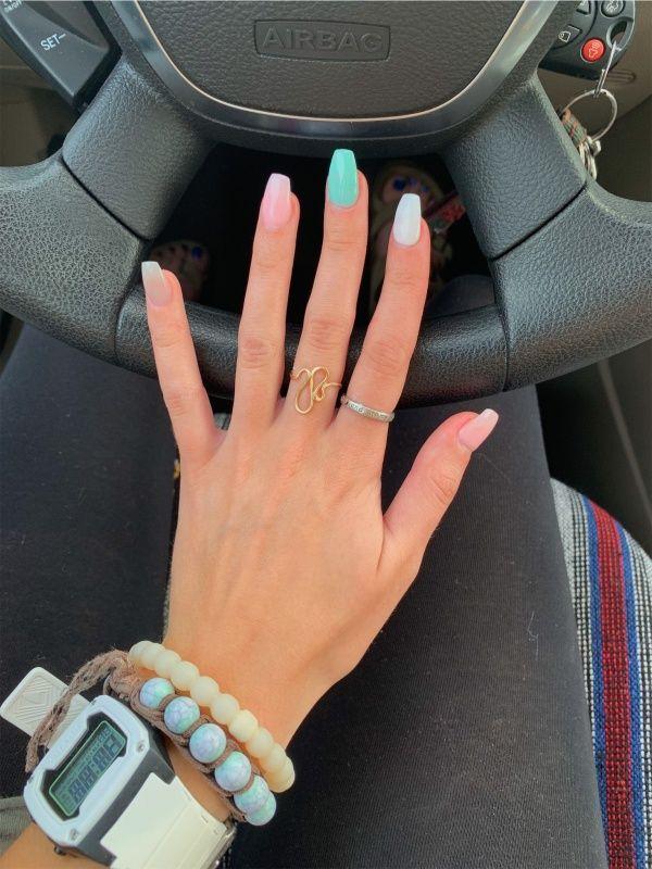 Vsco Gillianbrubaker Cute Nails Dream Nails Pretty Acrylic Nails