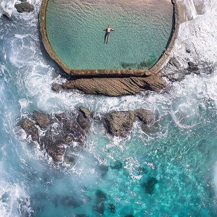 Wow is this for real? Amazing Photo @connorrrmorris . . . #pool #ocean #oceanpool #drone #drones #angel #angels #dream #animals #land #environment #landscapes #scubadiving #freediving #natural #surreal #trekking #rainforest #climate #temperate #wildanimals #nature #likeforlike #like4like #iloveanimals #photography