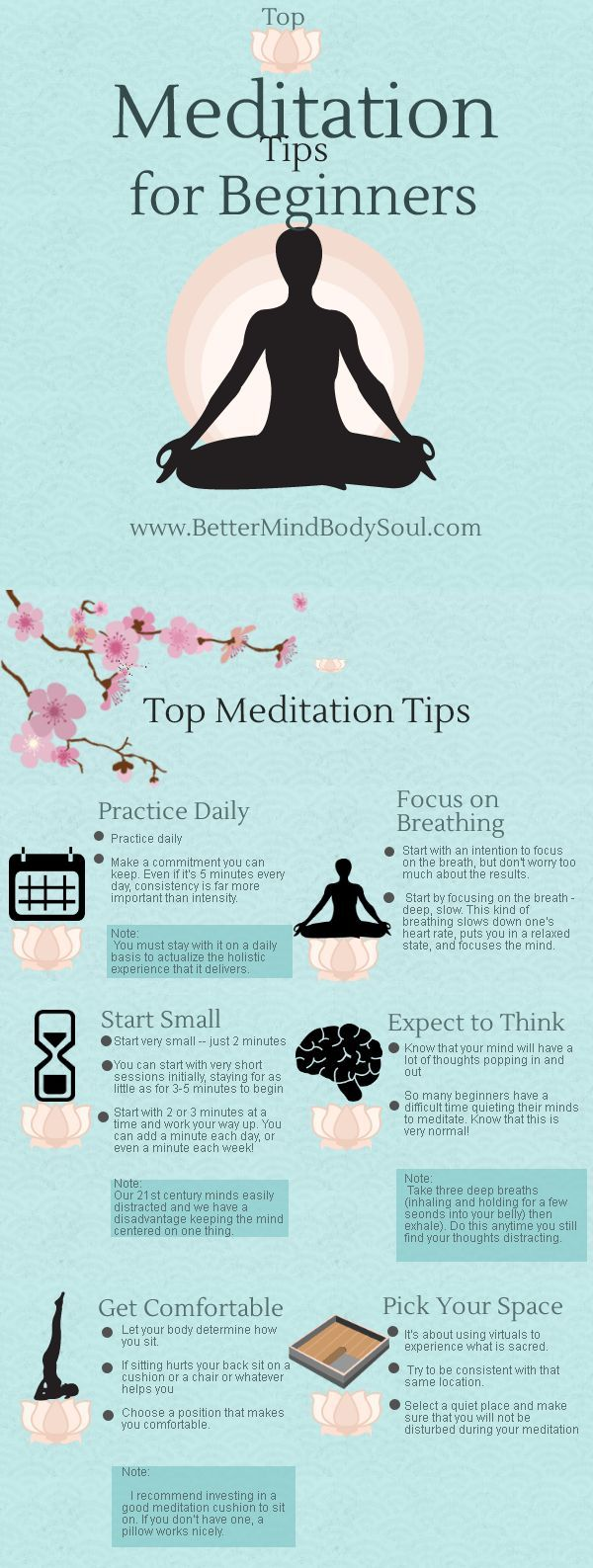 30 Meditation Tips For Beginners From Top Experts