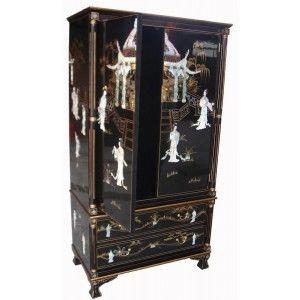Les 15 meilleures id es de la cat gorie meubles chinois sur pinterest meubl - Armoire de mariage chinoise ...