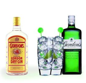 Gordons London Gry Gin Cocktail