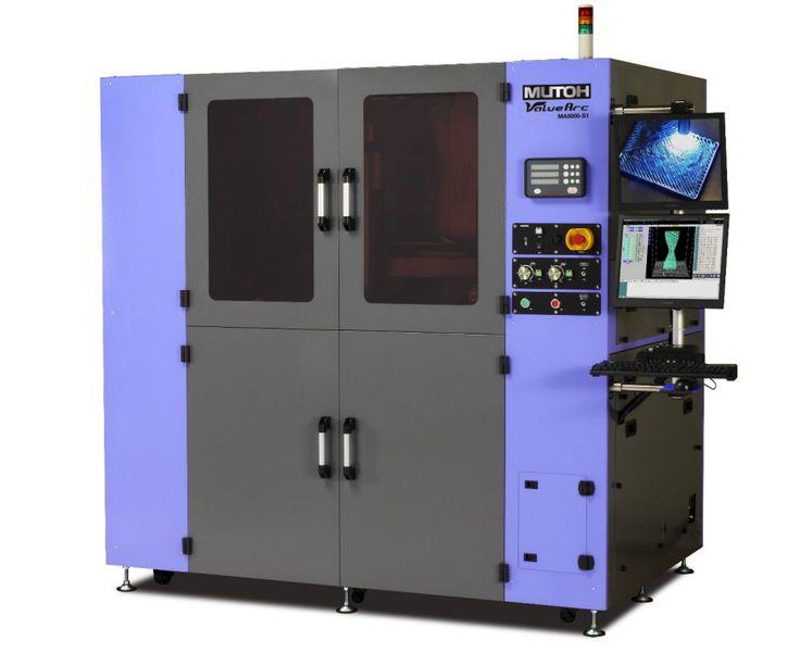 Mutoh Industries Unveils New Metal Arc Welding 3D Printer, the Value Arc MA5000-S1 http://3dprint.com/84633/mutoh-industries-value-arc-3d/