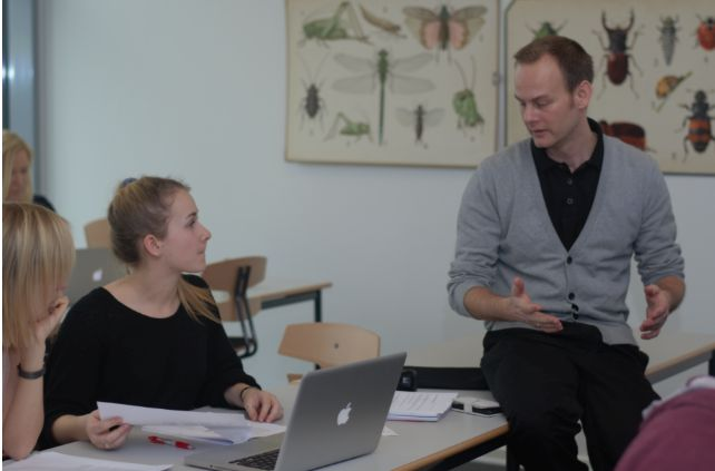 Teacher turned innovator describes many teachers around the world.