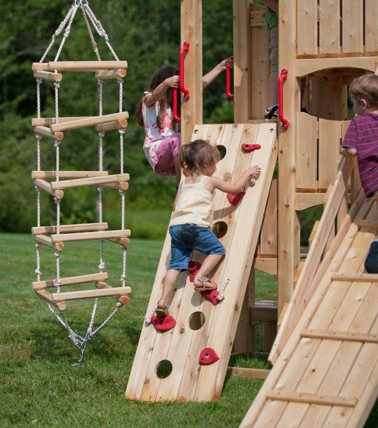 cabane de jardin enfant en 50 projets faire soi m me bricolage aire de jeux cabane jardin. Black Bedroom Furniture Sets. Home Design Ideas