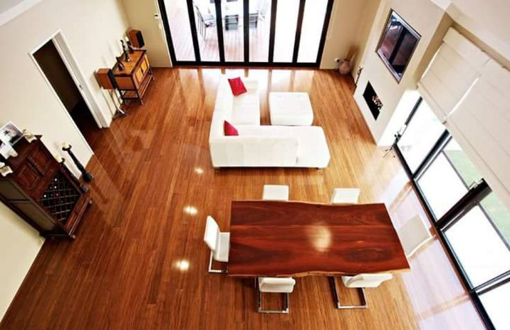 Long Lasting Interior Bamboo Flooring  -  New homes in the past had wooden floors that were made of high-quality timber. However, this type of timber would take at least 30 years to mature and...