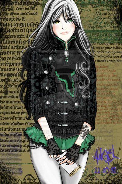 Lysandre é Lysandra ~ ou Lysanna :3