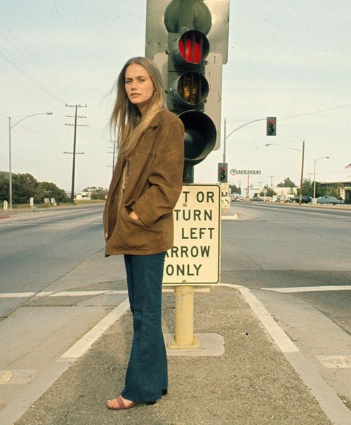 Peggy Lipton | @andwhatelse
