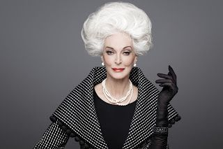 Chatter Busy: Carmen Dell'Orefice Quotes