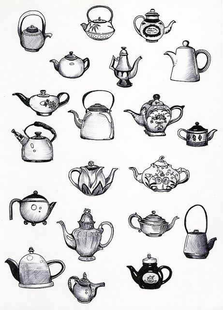 how to serve tea english style