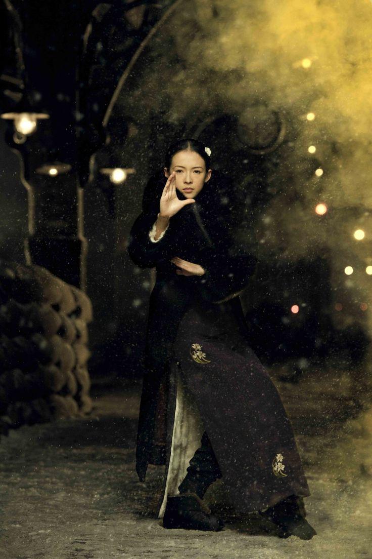 Zhang Ziyi in The Grandmasters (Yut doi jung si - 2012)