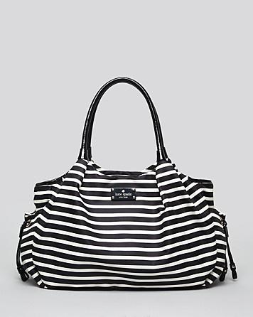 kate spade new york Baby Bag - Nylon Stripe Stevie | Bloomingdale's