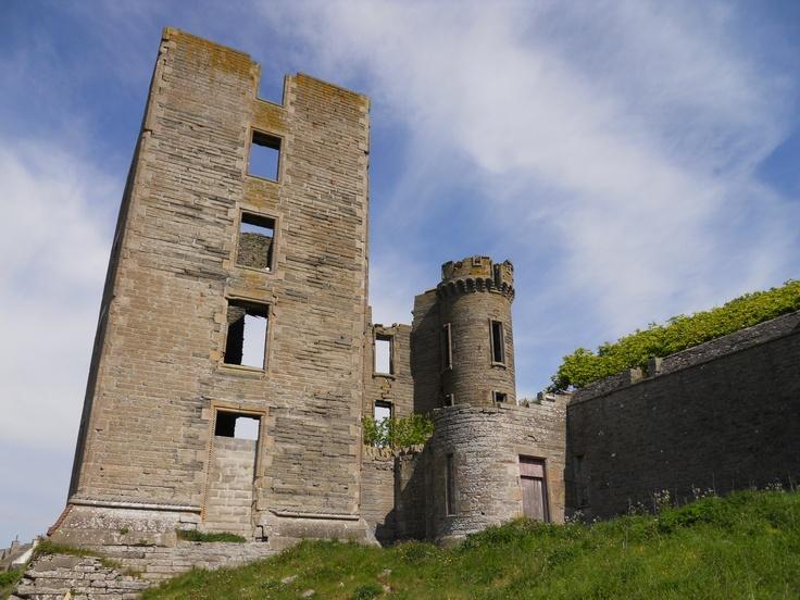 Thurso Castle Ruins