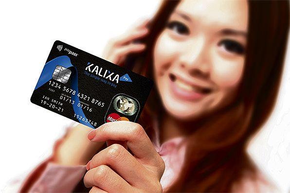 Kalixa Card - Carta Cento per Cento