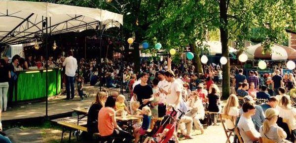 Kom ook genieten van de zomerse sferen tijdens Theaterfestival De Parade in #utrecht!  http://www.wattedoenin.nl/evenementen/de-parade-utrecht/