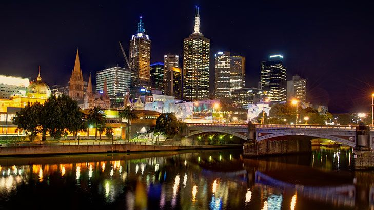 Three-peat: Melbourne has topped the most-liveable rankings again.Melbourne has been crowned the globe's most liveable city for the third time in a row, nudging out Austrian capital Vienna in The Economist Intelligence Unit Survey.  In the review of 140 cities, Victoria's capital was given perfect scores for health care, education and infrastructure.  Meanwhile four other Australian cities made this year's top 10, including Adelaide (number 5), Sydney (number 7) and Perth (number 9).