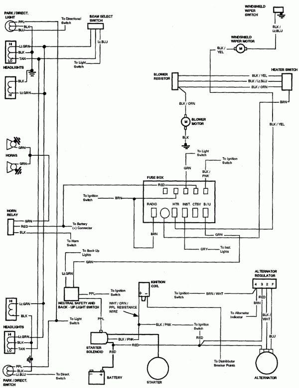 17 Quick Car Gauge Wiring Diagram Car Diagram Wiringg Net Chevy Trucks Electrical Diagram Car Gauges