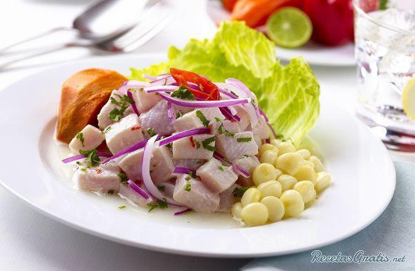 El ceviche es un plato típico de la gastronomía latinoamericana en general…