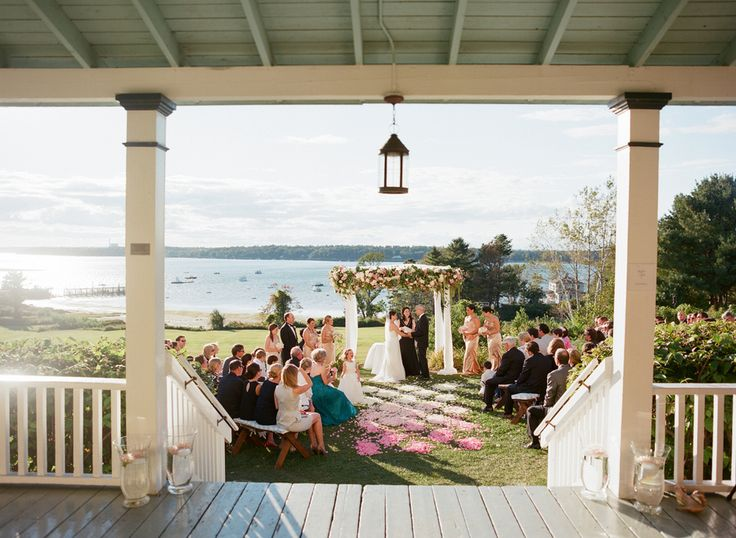 Chebeague Island Inn Weddings Maine Wedding Venues I Portland Wedding Venues