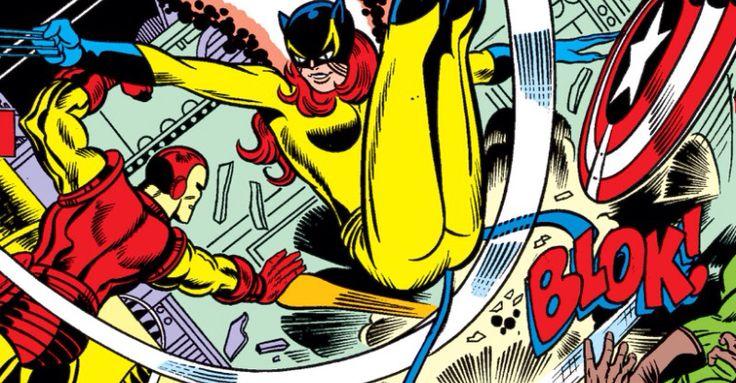 77 Best Hellcat Images On Pinterest Comics Marvel