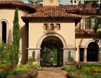 imagenes de fachadas de casas con arcos - Buscar con Google