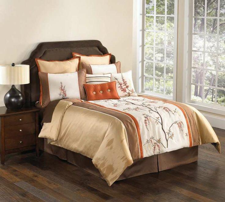Brisbane Spice Comforter Set Master Bedroom Pinterest