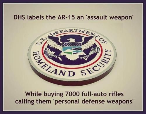 Found on guns-and-humor.tumblr.com: Weaponsperson Defen, Homeland Security,  Hockey Puck, 2Nd Amendment, Assault Weaponsperson, Second Amendment, Defen Weapons, Law Enforcement, Dr. Who