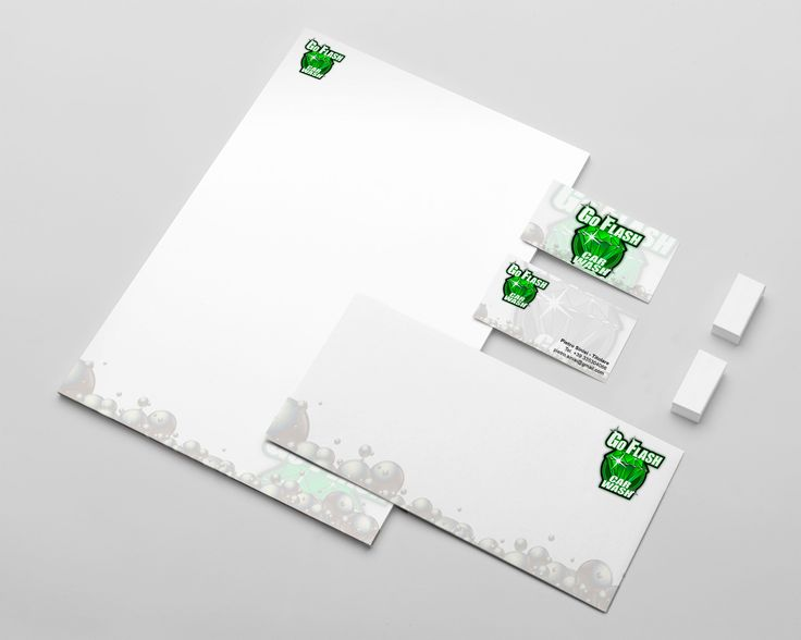 Logo design & corporate branding.GoFlash