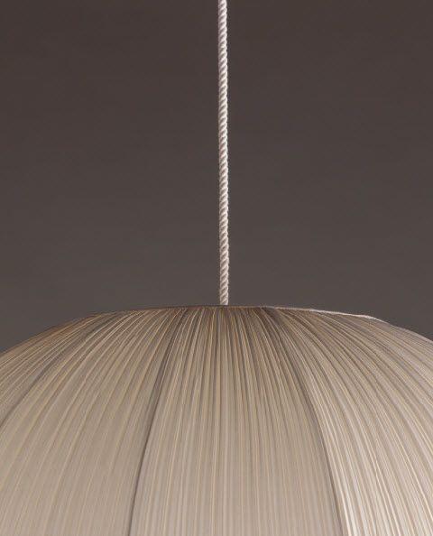 Pendant lamp / contemporary / textile - LUNA: 32031 - ZONCA international #zonca #zoncalighting