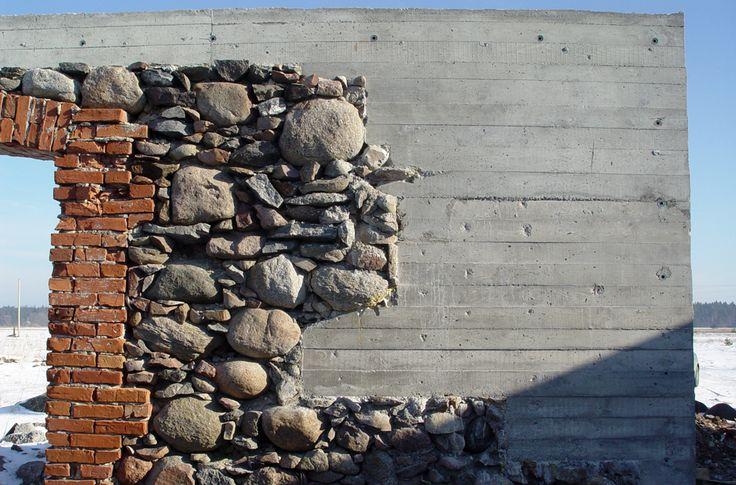 House of Ruins (Drupas) / NRJA / Saka, Latvia