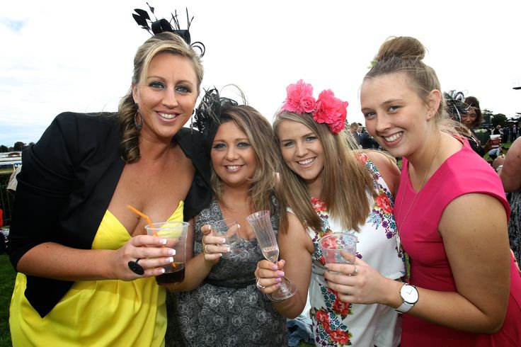 A great crowd turns out for Carnival Preview Day at Caulfield