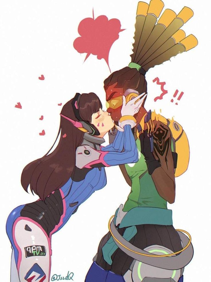 Image Result For Lucio And Dva Overwatch Overwatch