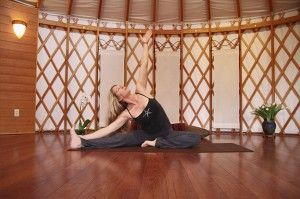 View 3 Ways to Transform a Yurt Kit Into a Relaxing Space for Personal or Business Use.