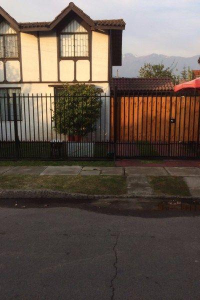 Arriendo Casa Villa El Alba 400.000 - INMUEBLES-Casas, Metropolitana-Puente Alto, CLP400.000 - http://elarriendo.cl/casas/arriendo-casa-villa-el-alba-400-000.html