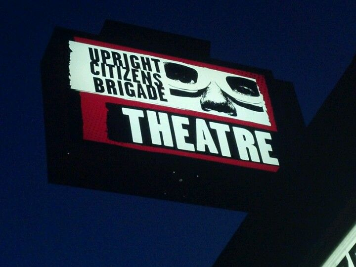 Upright Citizens Brigade Theatre in Hollywood, CA