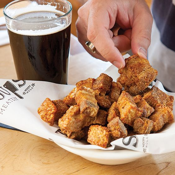 What does the perfect cracklin' taste like? We asked 2014 Chef to Watch Isaac Toups + got his recipe!