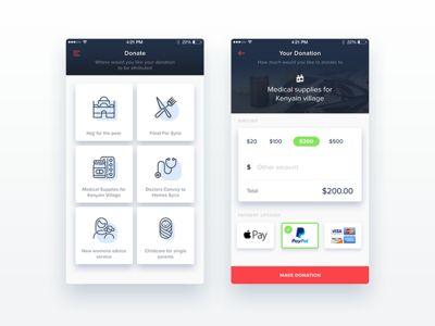 Mohid iOS  App - UI/UX Design