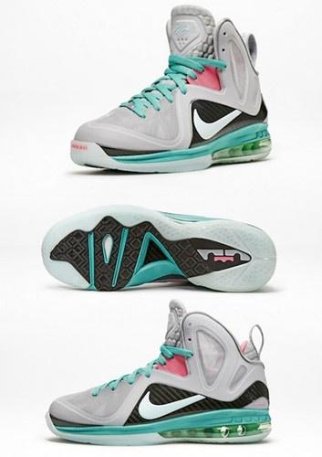 DS Men's Nike Lebron 9 IX South Beach China Galaxy All Star Taxi Big Bang Cannon | eBay