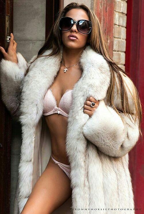 Fur mature women sexy #1