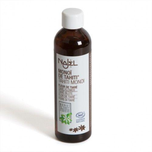 Monoï olie uit Tahiti - hét tropische beautyproduct