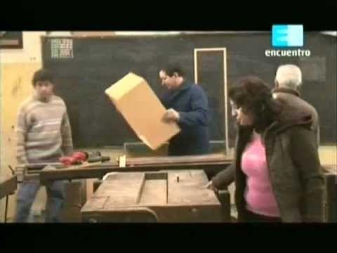 Curso de carpinteria - Cap. 9 (Muebles laminados 1ra parte) - YouTube