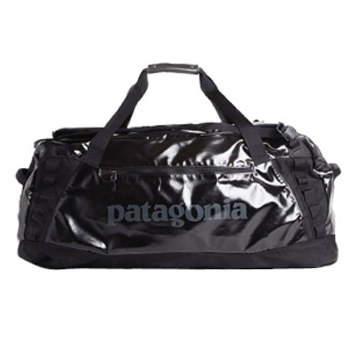 Patagonia Outdoor Unisex Black Hole 90L Duffel Bag (Black)