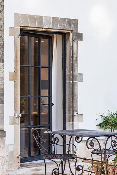 Engels - Ramen en deuren in aluminium steellook
