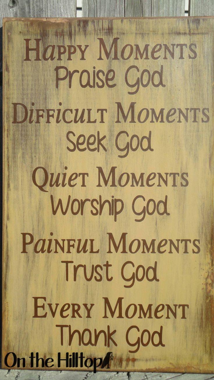 Happy Moments Praise God