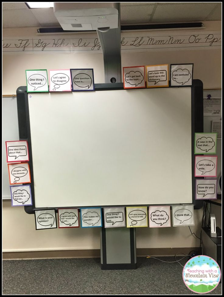 Teaching With a Mountain View: {Peek of the Week} A Peek Inside REAL Classrooms