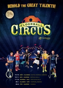 Floorball Circus