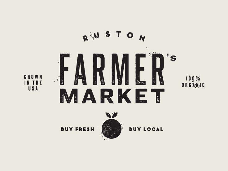 Farmer's Market - Buy Fresh Buy Local