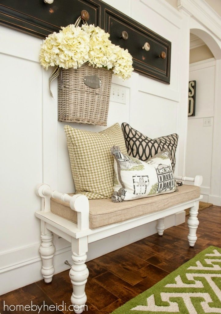 Foyer Seating Year : Best entry way ideas images on pinterest home